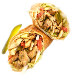 Kabob Korner Houston Chicken Shawarma
