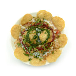Kabob Korner Houston Papdi Chaat