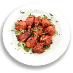 Kabob Korner Houston Tandoori Chicken Half