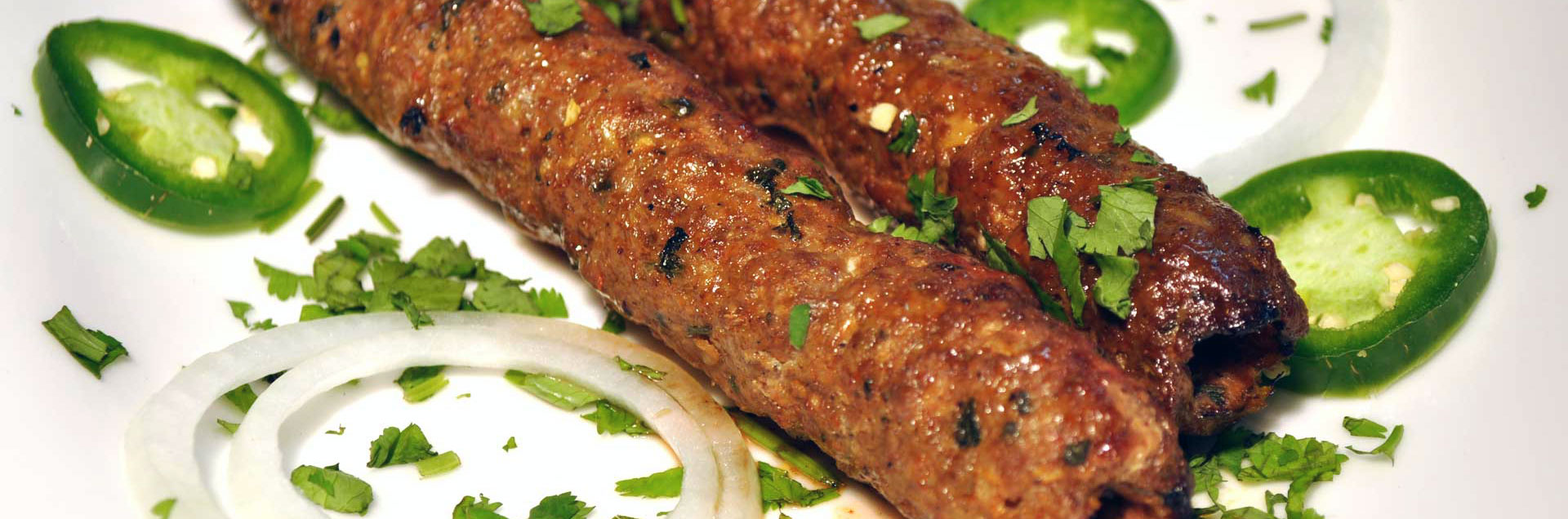 Kabob Korner Houston Seekh Kabob