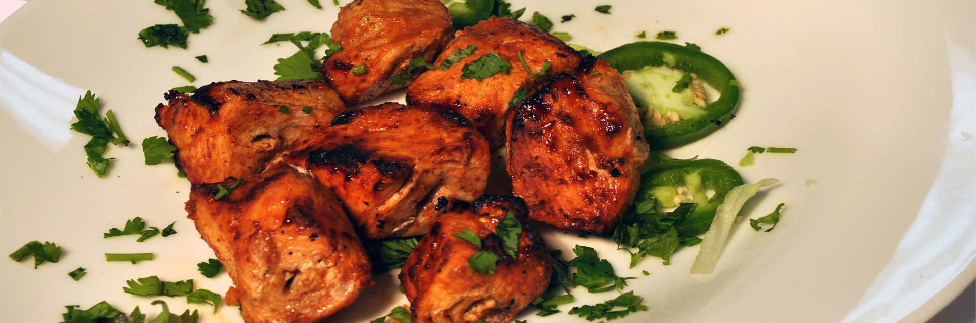 Kabob Korner Houston Chicken Boti