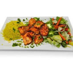 Kabob Korner Houston Chicken Boti Kabob