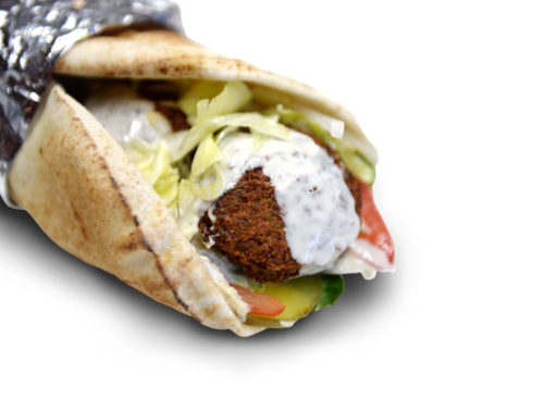 Kabob-Korner-Houston-Falafel-Sandwich