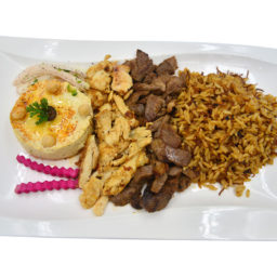 Kabob-Korner-Houston-Mix-Shawarma-Platter