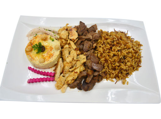 Kabob-Korner-Houston-Mix-Shawarma-Platter