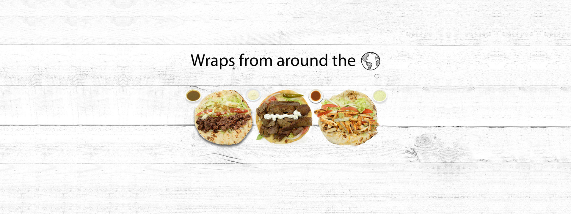Kabob Korner - Wraps From Around The World