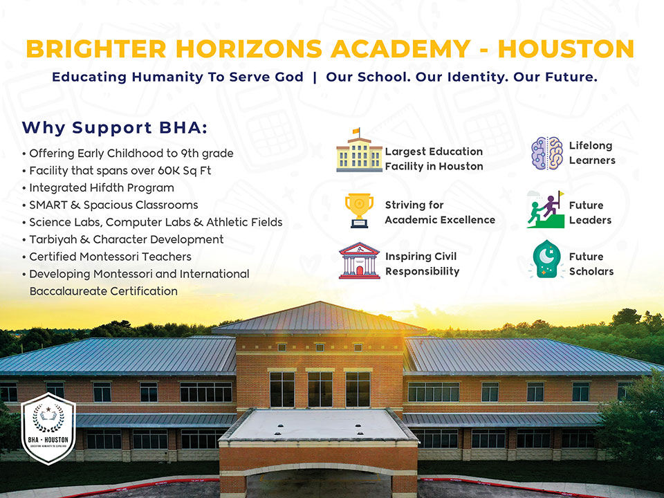 Support Brighter Horizons Academy - Houston
